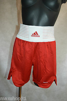 Short  Boxe Adidas Taille 44 Boxe/mma/kick Boxing/free Fight /tai/full