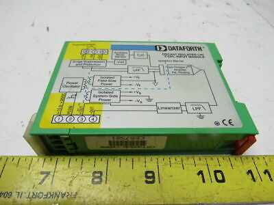 Dataforth DSCA47J-03 Linearized Thermocouple Input Signal Conditioner