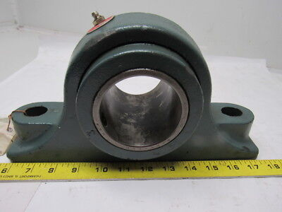 "DODGE 023017 P2B-E-215R TYPE E-XTRA Pillow Block Bearing 2-15/16"" Shaft Size"