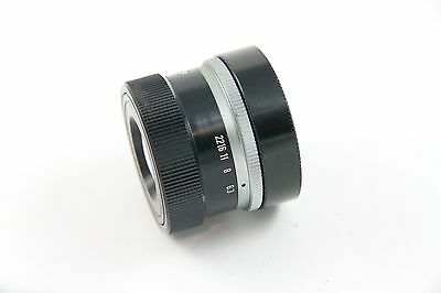 Perfex Anastigmat 90mm f/6.3 Enlarging Lens - M42 Screw Mount