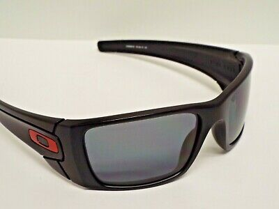 cbdbe518dab Authentic Oakley OO9096-05 Fuel Cell Matte Black Grey Polarized Sunglasses   215