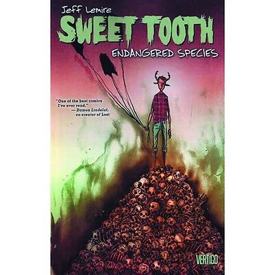Sweet Tooth TP Vol 04 Endangered Species - Brand New!