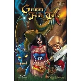 Grimm Fairy Tales Volume 10