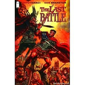 Last Battle One-Shot - Brand New!
