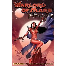Warlord of Mars: Dejah Thoris Volume 2 - Pirate Queen of Mars TP - Brand New!