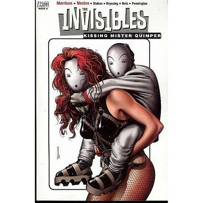 Invisibles TP #6 Kissing Mister Quimper - Brand New!