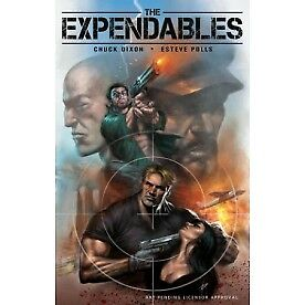 The Expendables TPB - Brand New!