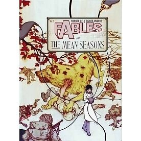 Fables TP Vol 05 The Mean Seasons - Brand New!