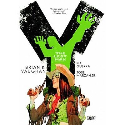 Y The Last Man Deluxe Edition HC Vol 03 - Brand New!