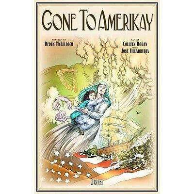 Gone To Amerikay HC - Brand New!