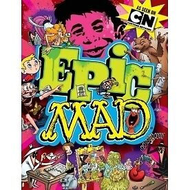 Epic Mad TP - Brand New!