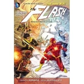 Flash Volume 2: Rogue's Revolution TP (The New 52) - Brand New!