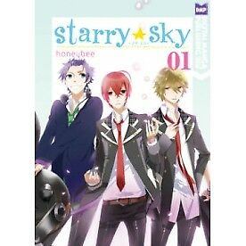 Starry Sky Volume 1 (Manga)