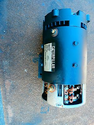 Caterpillar Electric Forklift Order Picker Hydraulic Motor Assembly P/n 101-1425