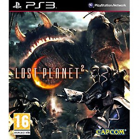 Lost Planet 2 Game PS3 - Brand New!