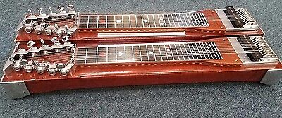 Sho Bud The Professional 8X4 Pedal Steel Guitar w/Hard Case VGC!