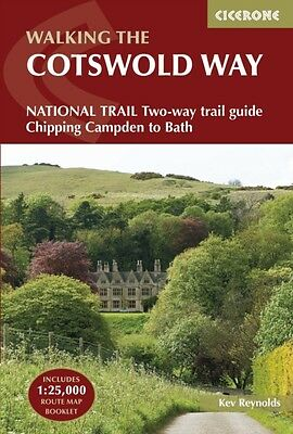 The Cotswold Way (National Trail Guidebook & Map Booklet) (UK Long-Distance) (P.