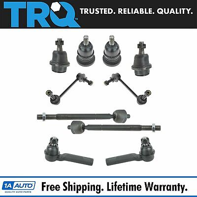 Ball Joint Tie Rod End Sway Bar Link Front LH RH Set of 10 for Tacoma Truck New
