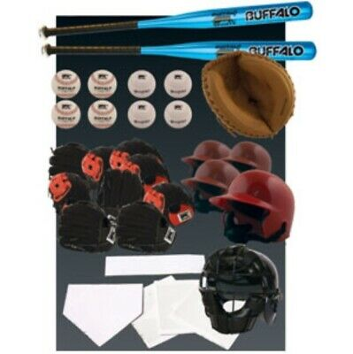 Buffalo Sports Softball Kit - Secondary School Kit (Base079)