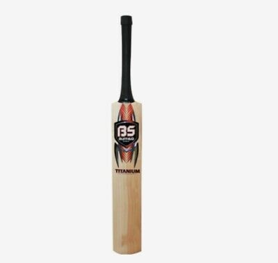 Buffalo Sports Titanium Cricket Bat - Senior Short Handle (Crick710)