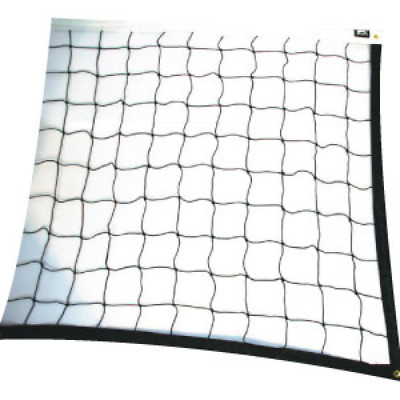 Buffalo Sports Championship Volleyball Net W/ Steel Cable - 9.5M X 1M (Voll018)