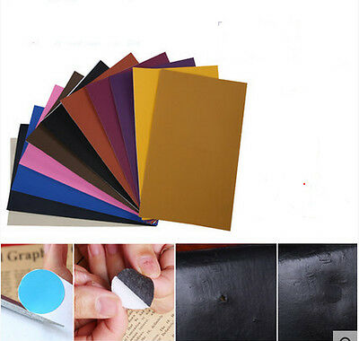 15cm*25cm Leather Repair Self-Adhesive Patch for Sofa Seat Bag Craft Accessories