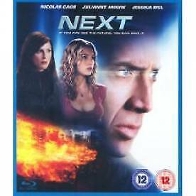 NEXT Blu-Ray - Brand New!