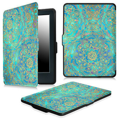 "For All-New Amazon Kindle 8 8th Generation 6"" Display 2016 Release Case Cover"