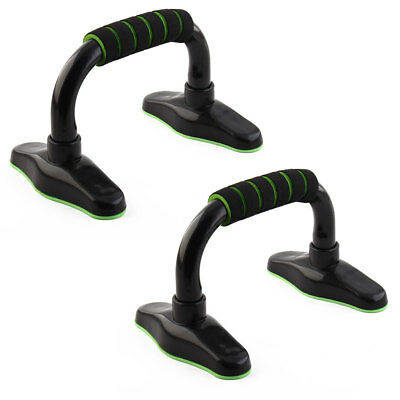 Nonslip Handles Workout Exercise Core Training Push-up Push up Bars Stands Pair