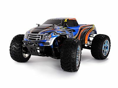 Monstertruck Crazist Pro M 1:10 2,4 GHz Brushless