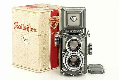 Rolleiflex 4x4 Baby Grey outfit // 16670,10