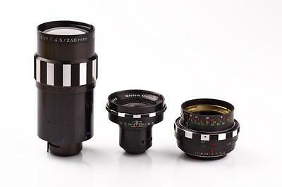 Enna f. M42 Lens-Kit 28mm / 240mm // 24252,17