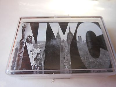 PLAYING CARDS NYC in a sealed box