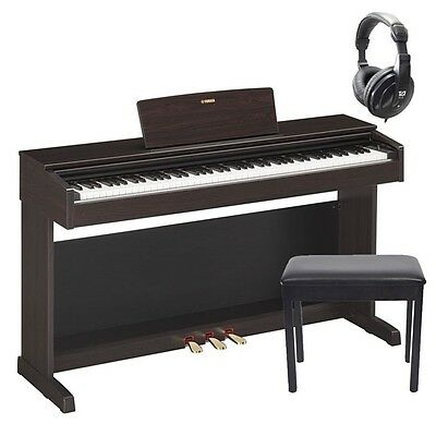 Yamaha YDP143 Digital Piano Package in Rosewood
