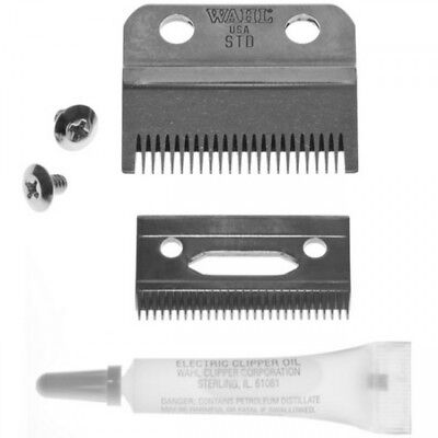 Wahl Set Lama di Ricambio per Wahl Super Taper - Wahl Icon Lunghezza 1-3mm