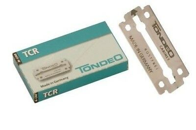 Tondeo TCR Made in Germany Lame Inossidabili 10 Pz