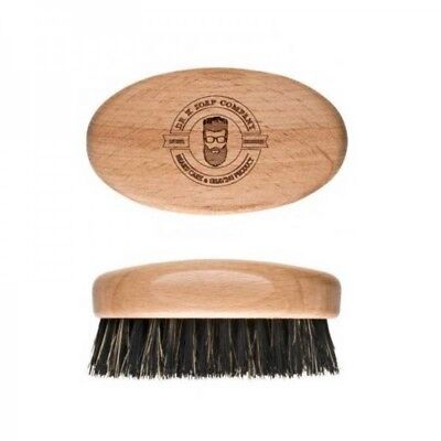 Dr K Soap Company Beard Brush Spazzola per Barba Piccola