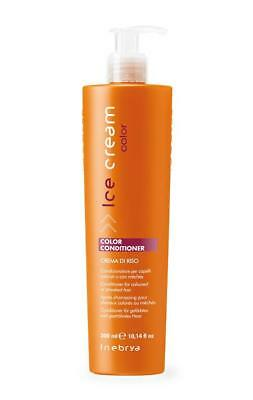 Inebrya Color Conditioner Crema di Riso per capelli colorati o con mèches 300ml