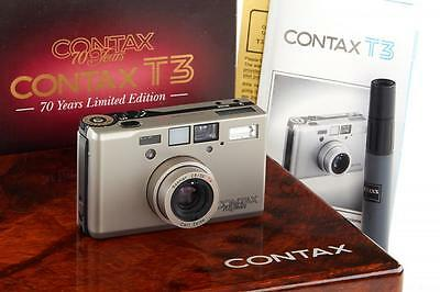 Contax T3 70 Years // 29060,1