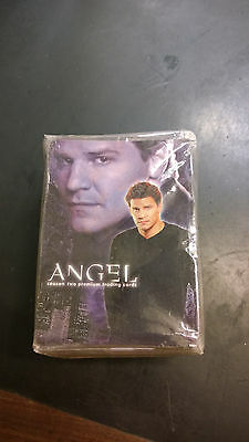 Buffy the vampire slayer Angel Season 2 basic Set trading cards