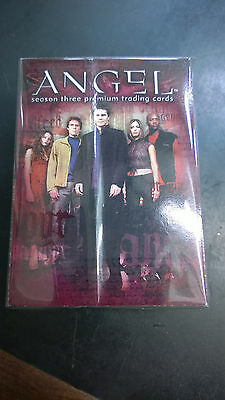 Buffy the vampire slayer Angel Season 3 basic Set trading cards