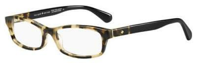 KATE SPADE Eyeglasses JACEY 0581 Havana Black 50MM