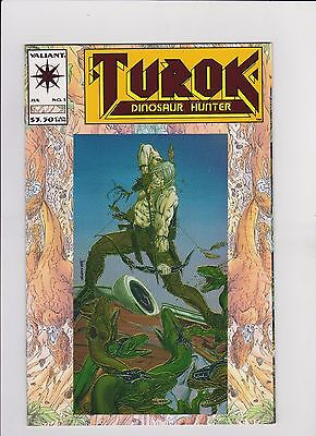 Valiant Comics Turok Dinosaur Hunter #1 Holofoil Cover 1993