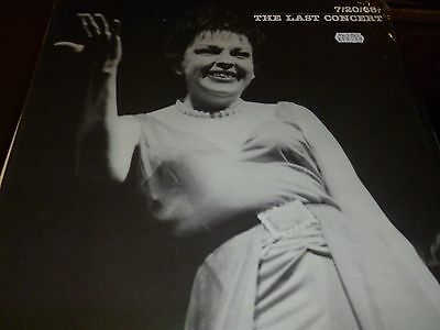 Judy Garland ‎7/20/68: The Last Concert Vinyl LP Paragon 1003 8/6