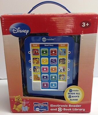 New Disney Story Me Reader Electronic Reader 8 Book Library New Lion King Nemo