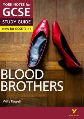 Blood Brothers: York Notes for GCSE (9-1) 9781292138060 (Paperback, 2016)