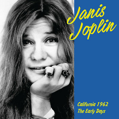 Janis Joplin - California 1962: The Early Year (Vinyl LP - 2017 - EU - Original)
