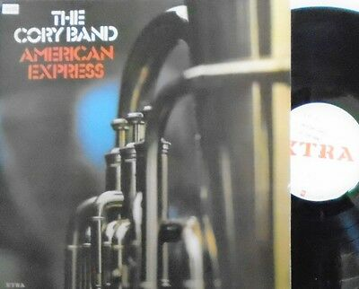 THE CORY BAND - American Express ~ VINYL LP
