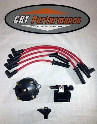 JEEP TJ XJ 2.5L 4CYL IGNITION TUNE UP UPGRADE KIT Wrangler Cherokee 1998-2001