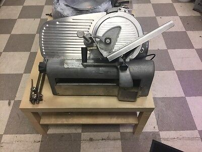 Hobart 1612 Commercial Slicer, Cheese Meat Deli Slicer, SUPERMARKET HAM TURKEY